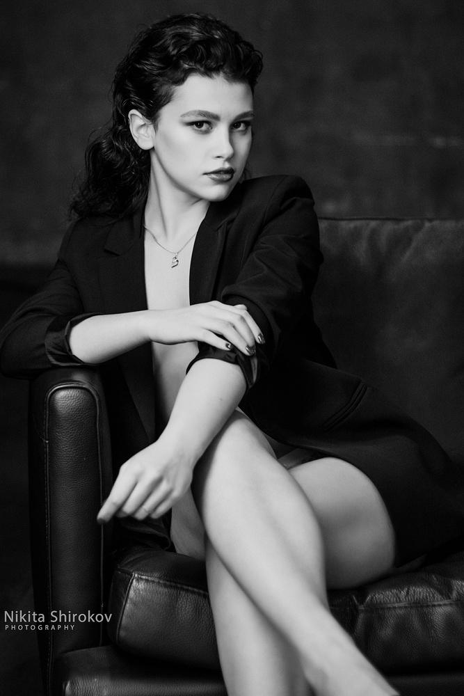 Bw photo by Nikita Shirokov