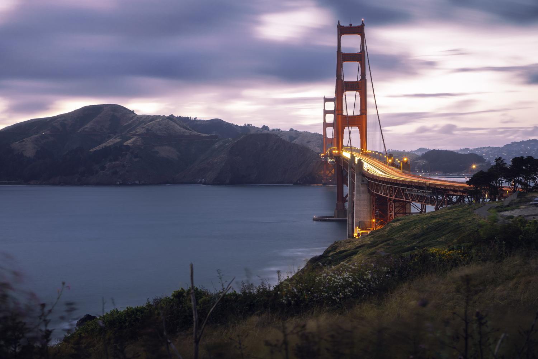 Golden Gate by Eric Schultz