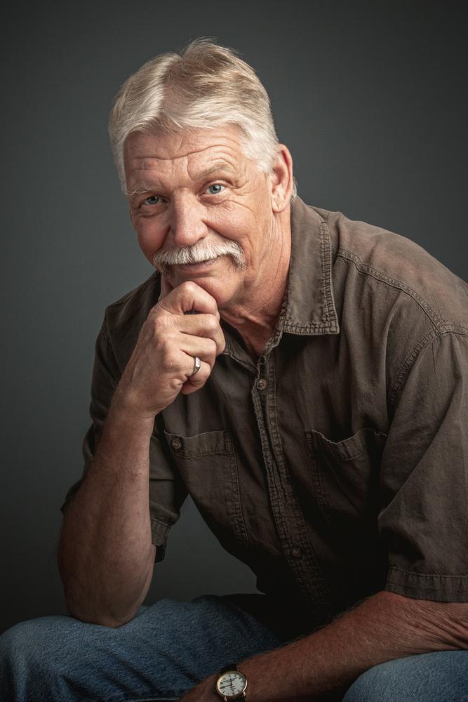 Portrait of Kevin by James Billson