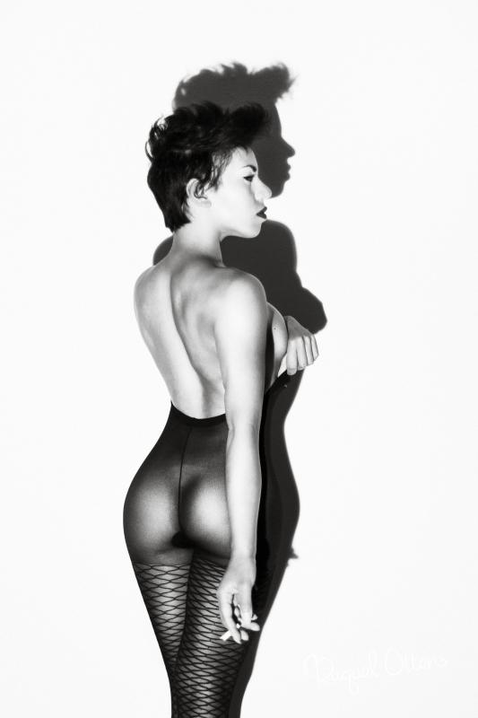 Woman by Raquel Ottens