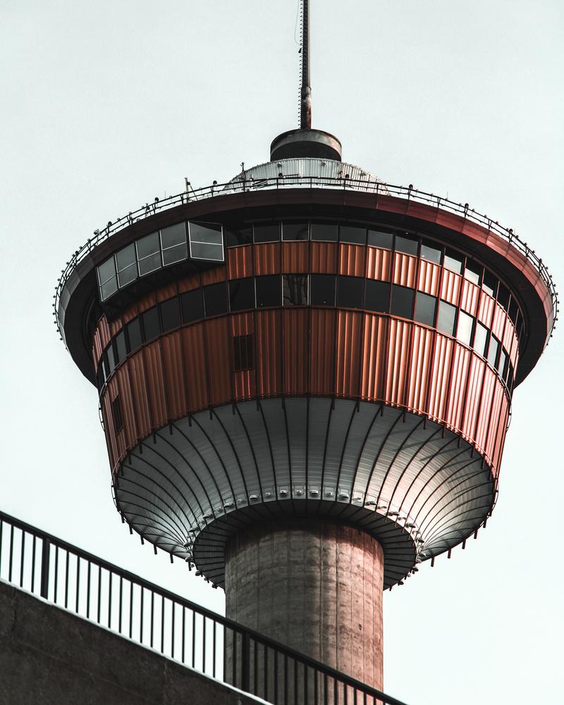 Urban Tower by A B