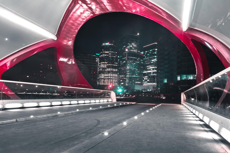 Night Views by A B