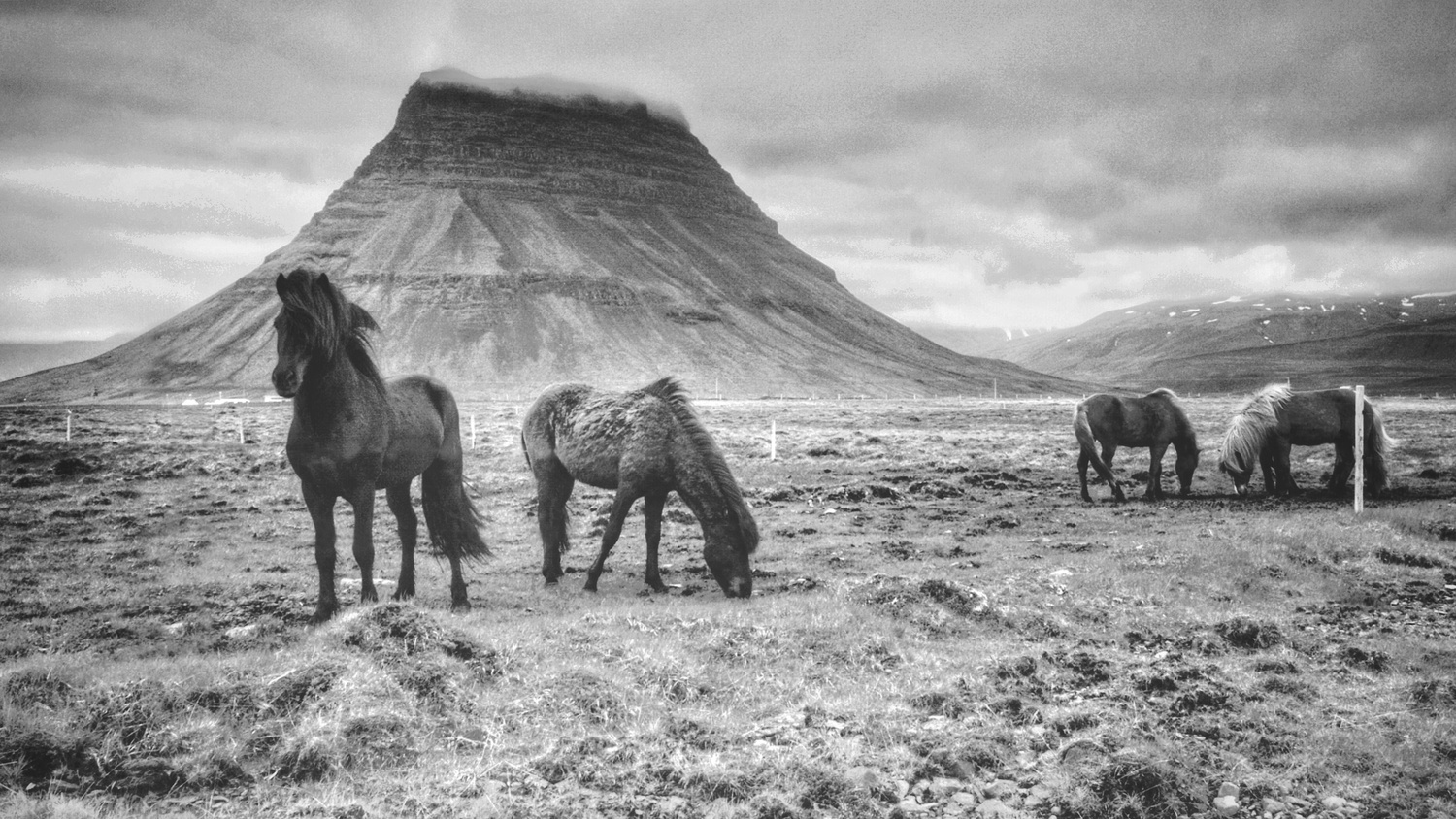Other Side of Kirkjufell by Mitchell Mitchell