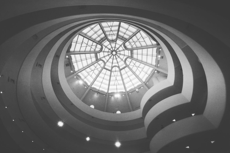 Guggenheim Museum by Mitchell Mitchell