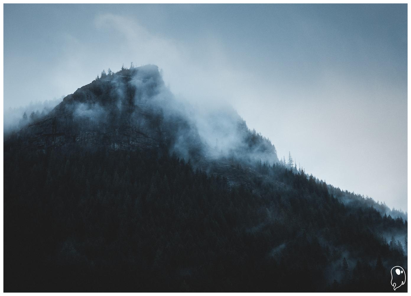 Rattle Snake Ridge by Logan Johnson
