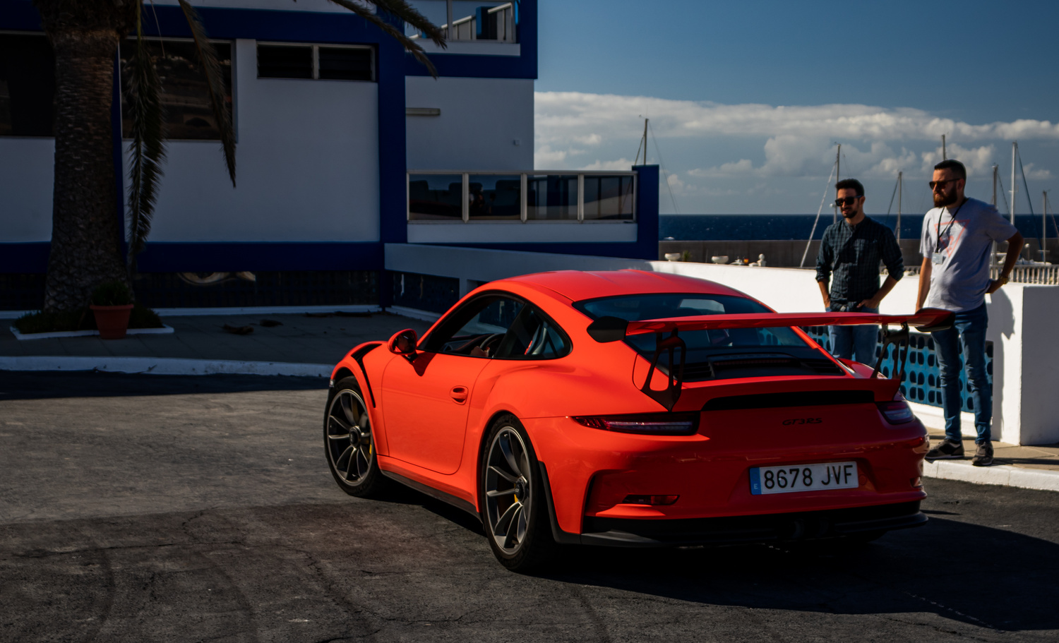 911 GT3 RS by Edson Afonso