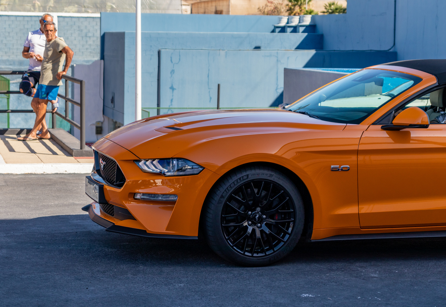 Mustang GT by Edson Afonso