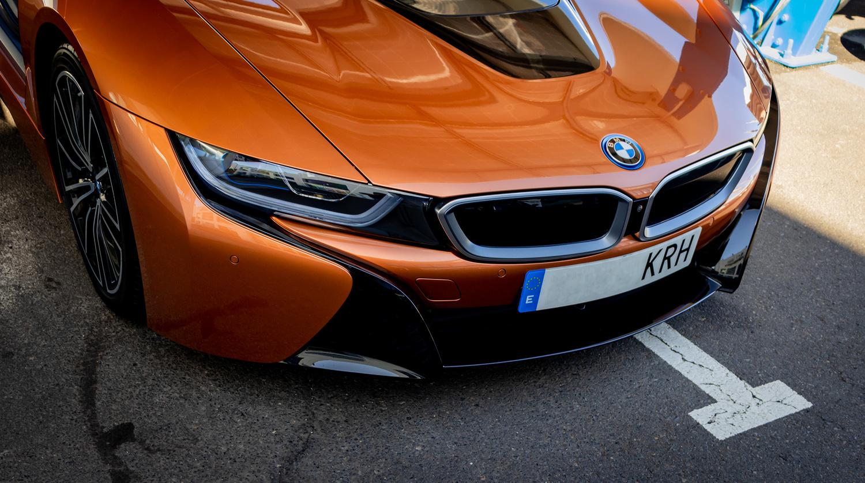 BMW i8 Roadster by Edson Afonso