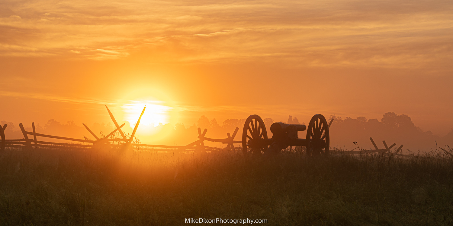Atmosphere, Birds & Cannons by Mike Dixon