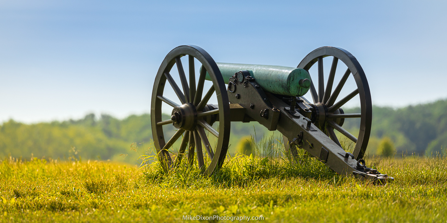 Pickett's Charge by Mike Dixon