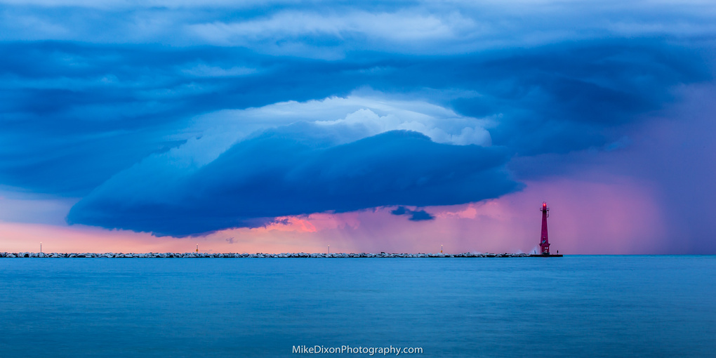 Under the Storm by Mike Dixon