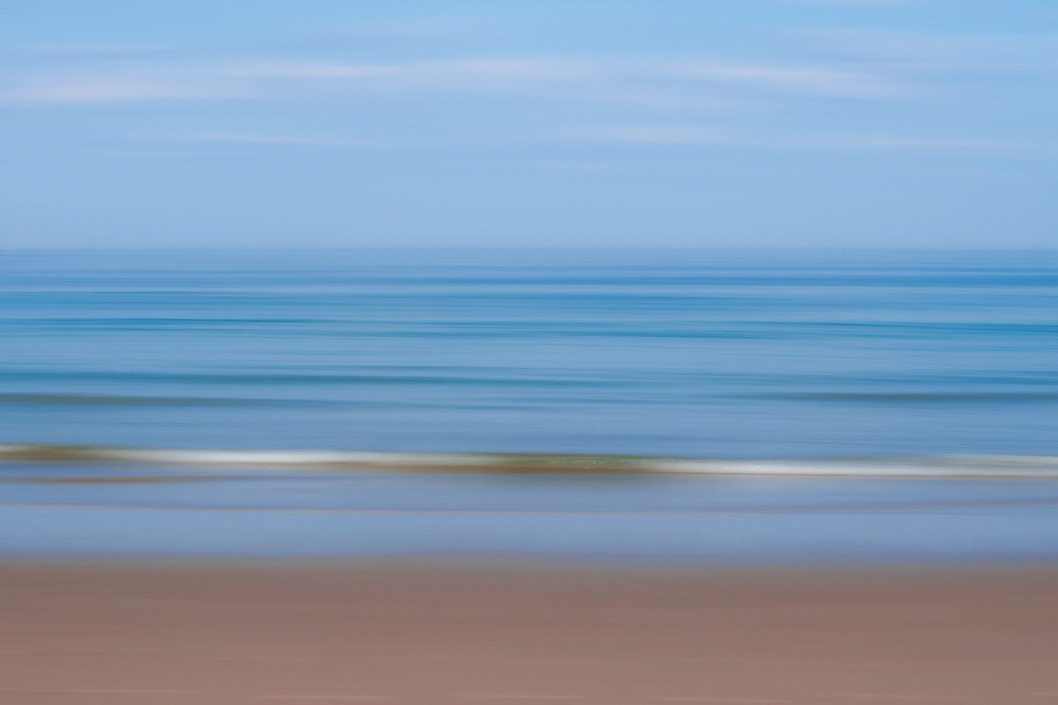 Sea of Tranquility - movement #2 by Alan Brown
