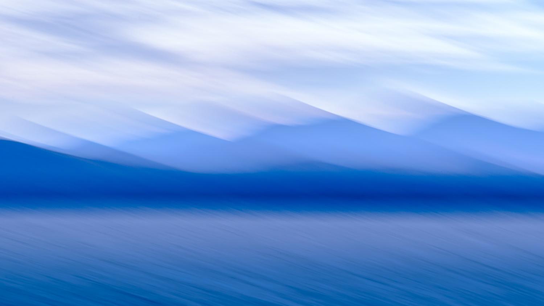 beyond horizons -  study 1 by Alan Brown