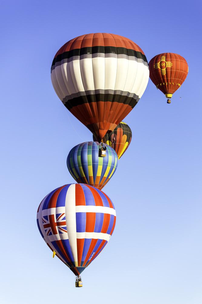 5 Balloons by Teri Dashfield