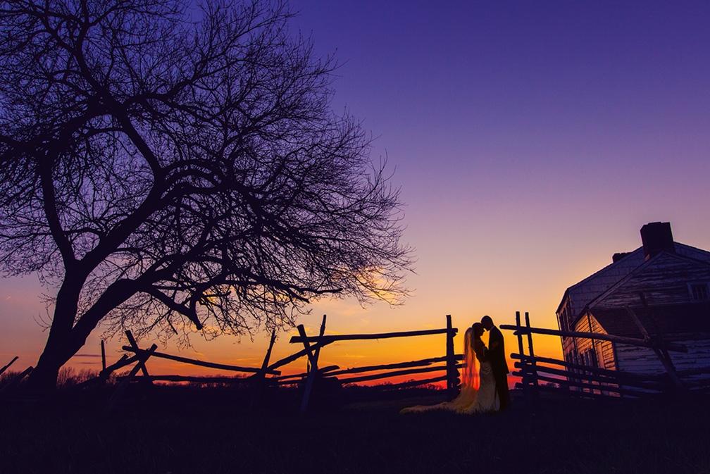 Summer Sunset by Vanessa Joy