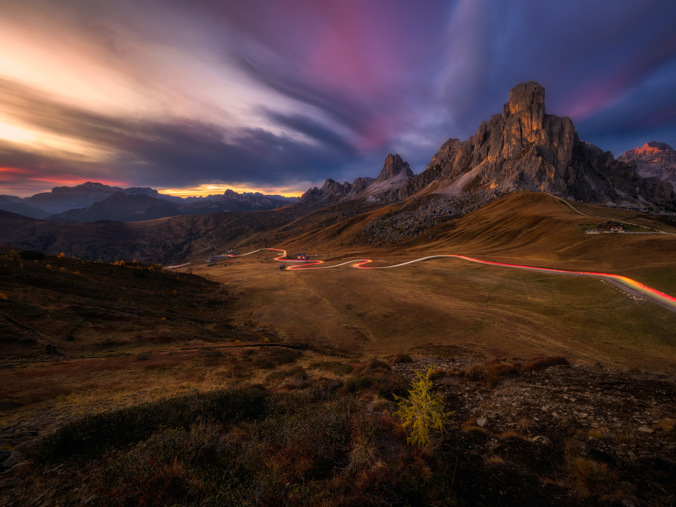 The lord of the Dolomites by Michele Buttazzoni