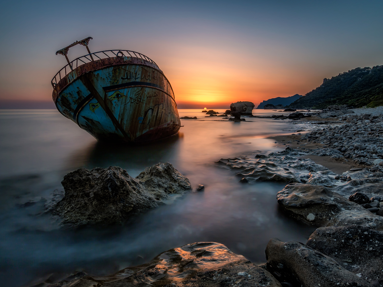 Another day has gone by Michele Buttazzoni