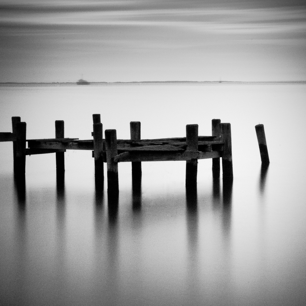 The Old Dock by Jason Brookman