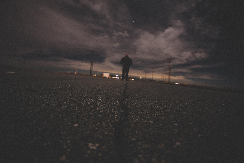 skyroad by Olen Hogenson
