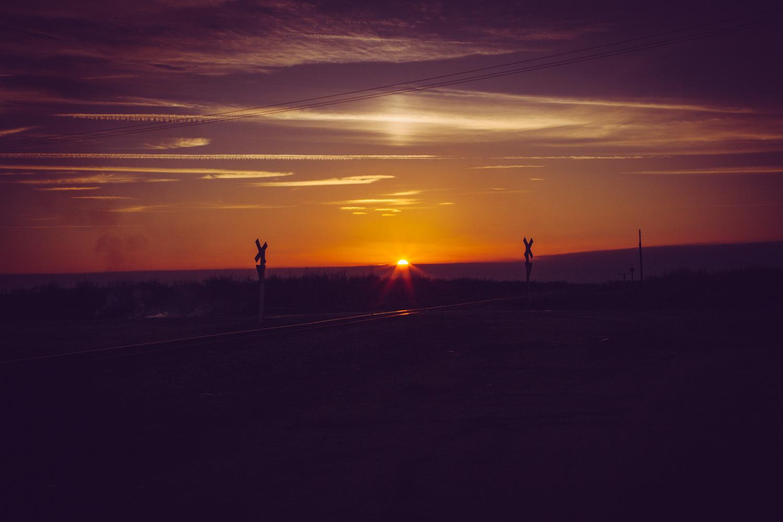sun drop by Olen Hogenson