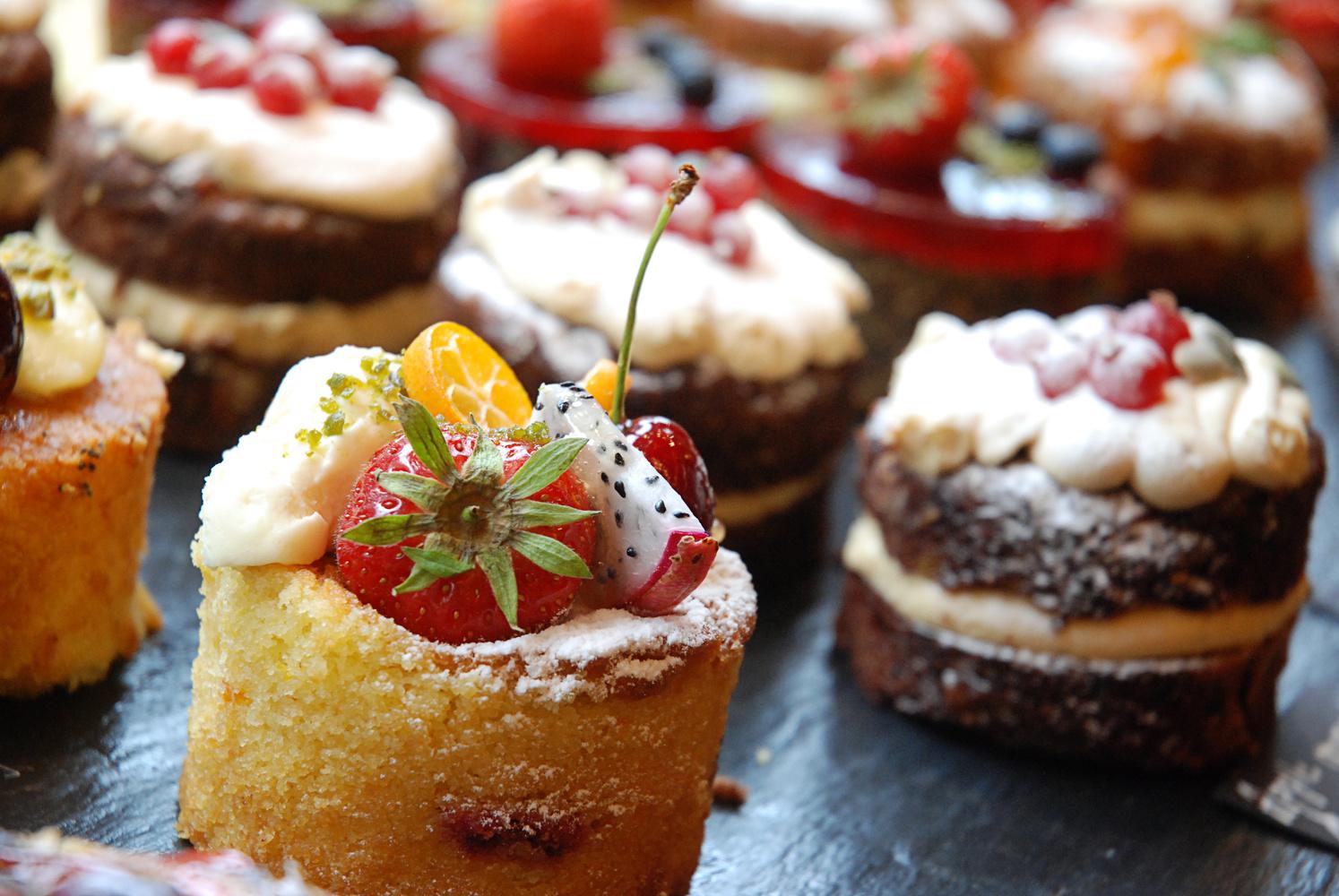 Cakes by Peter Schneiter