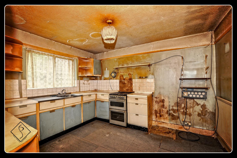 Derelict Property by Peter Schneiter