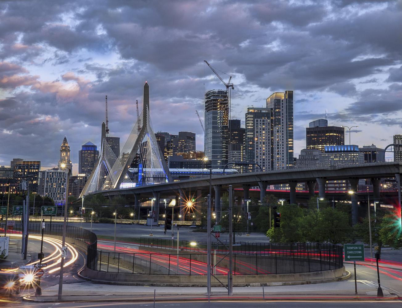 Boston's Northend by Steve Shannon