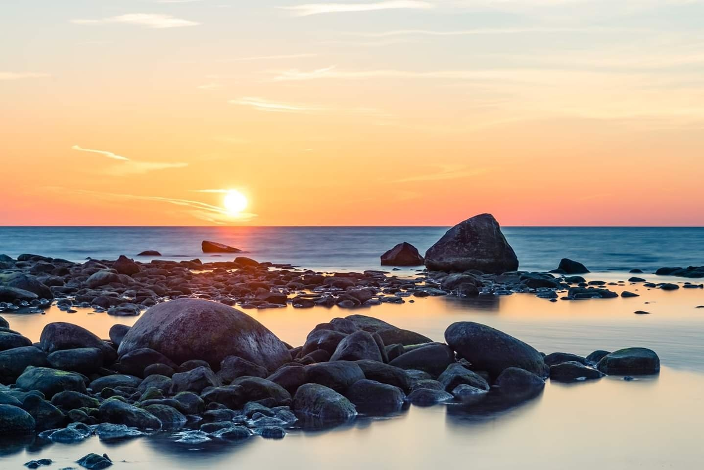 Sunset by Nicklas Hjelm