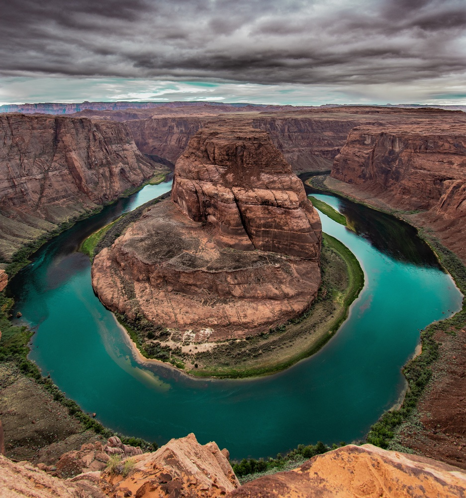 Horseshoe Bend by Cameron Roxberry