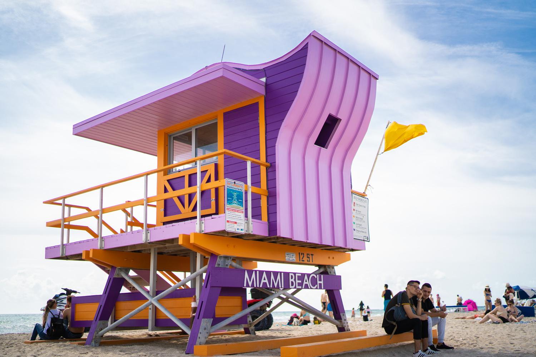 Colorful Miami by Raul Farfan