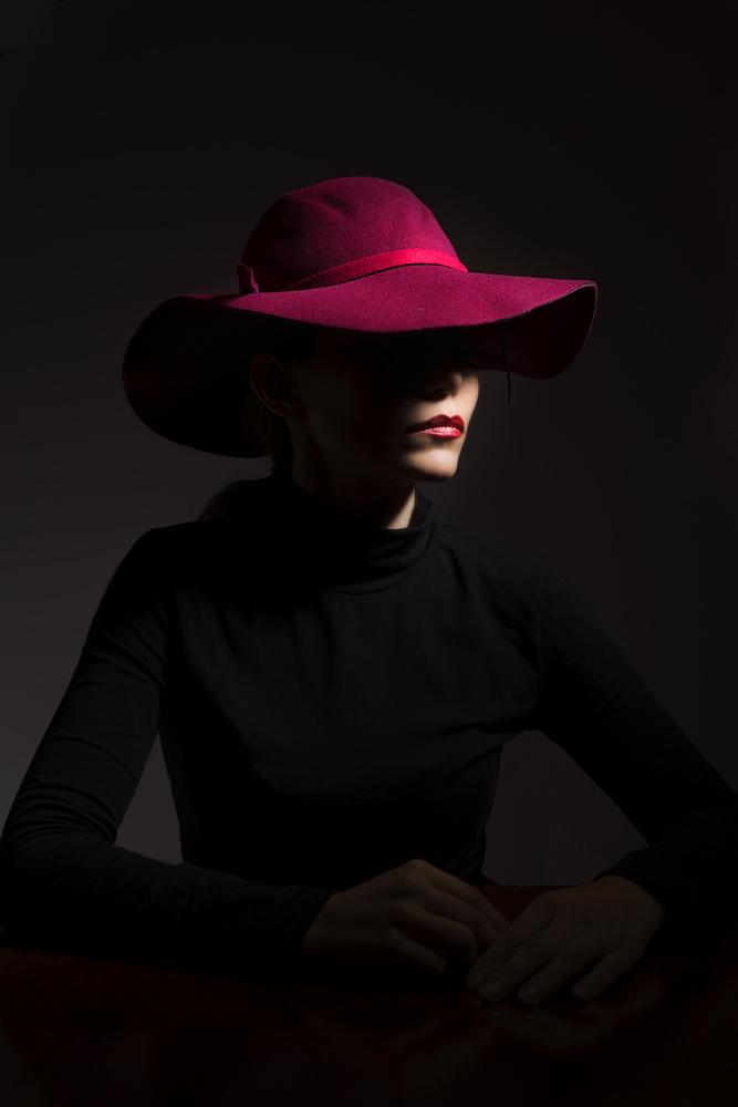 Mystery Lady by Raul Farfan