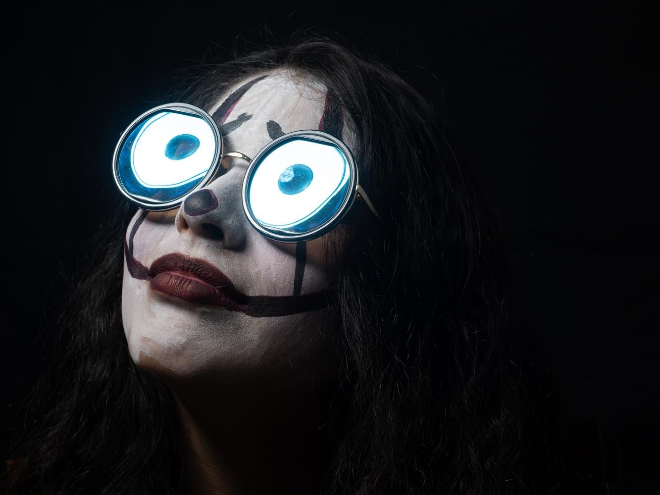 Spooky Portrait by Raul Farfan