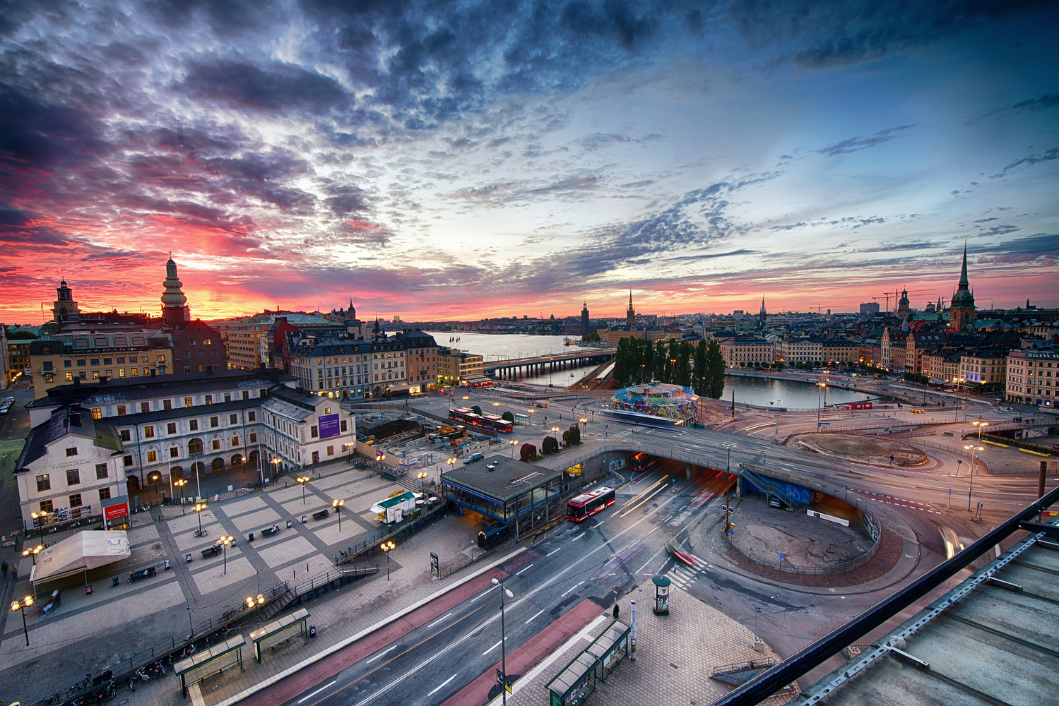 Stockholm by Boo Keong Fang