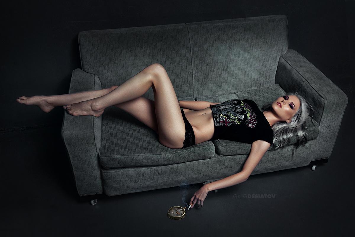 Sarah Nicole 02 by Greg Desiatov
