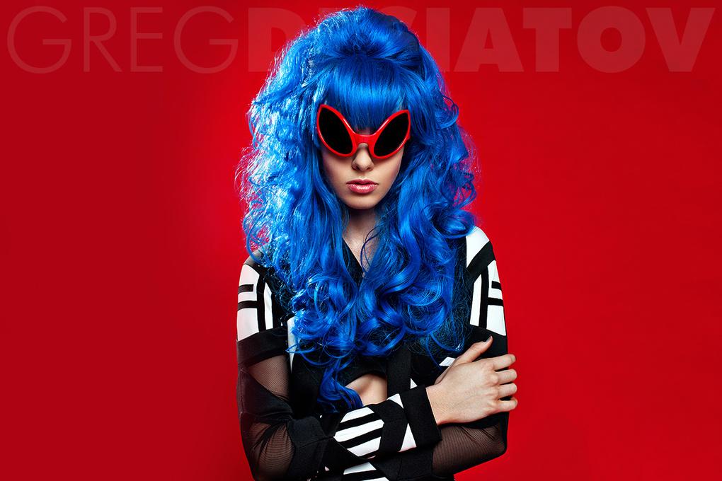 Brittany Pop by Greg Desiatov
