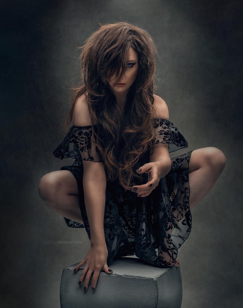 Rebecca 05 by Greg Desiatov
