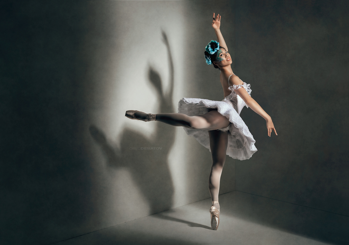 Ruth Cheah - Ballet 01 by Greg Desiatov
