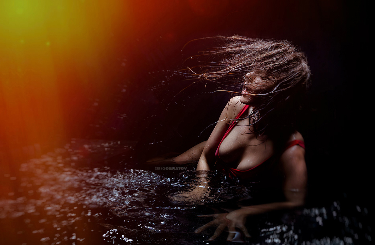 Claryssa 03 by Greg Desiatov