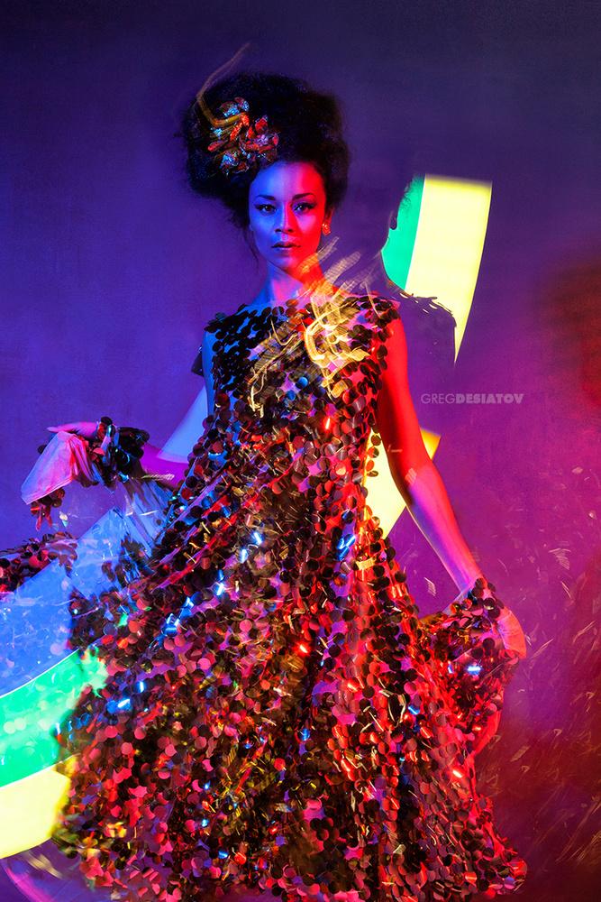 Sara Salmeron - Matcho Suba 01 by Greg Desiatov