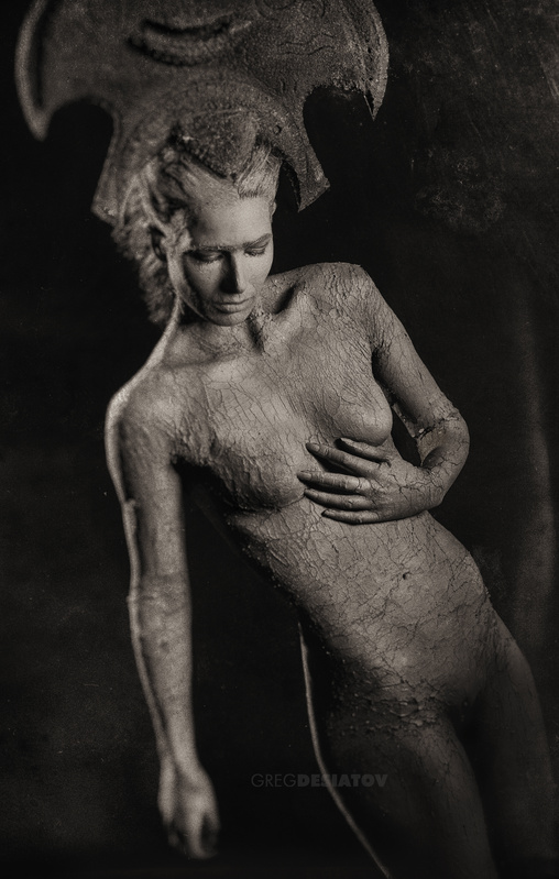 Megan 3 by Greg Desiatov