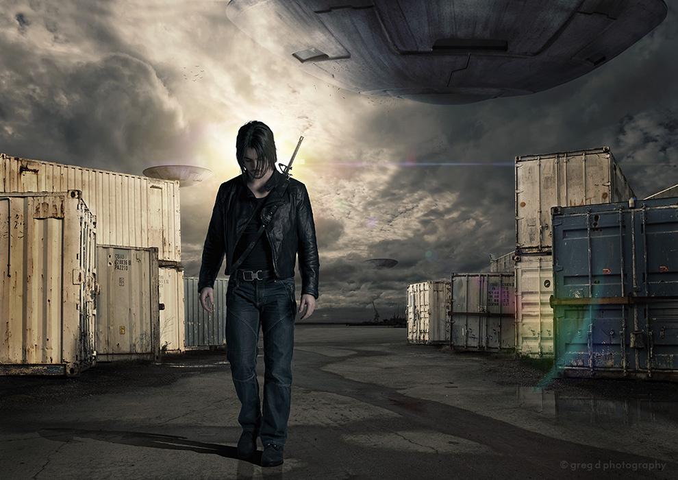 Last Man Standing by Greg Desiatov