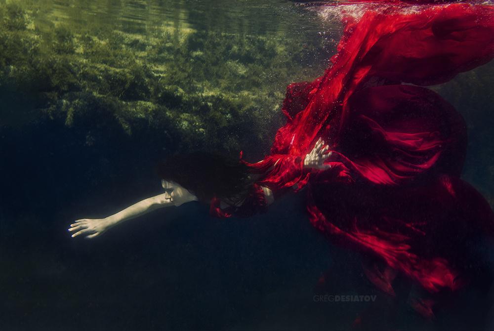 Sarah 02 by Greg Desiatov