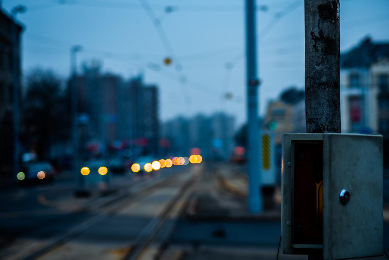 Street by Tamas Czako