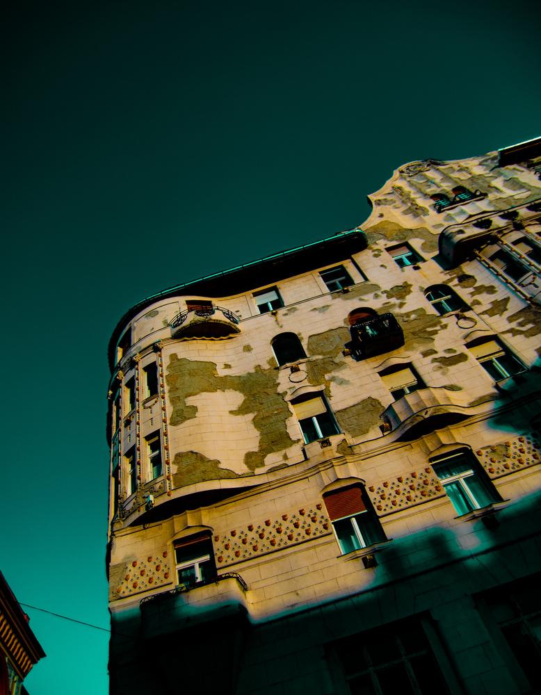 Old built by Tamas Czako