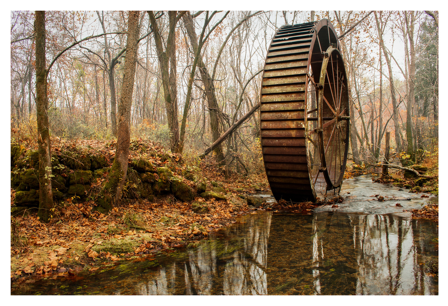 Turner's Mill by Thomas Herbst