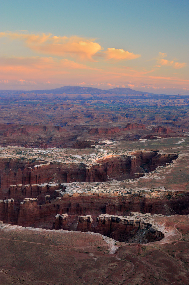 White Rims Canyonlands by Thomas Herbst
