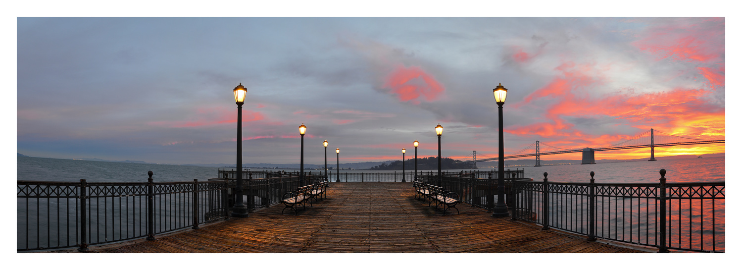 Pier 7 by Thomas Herbst