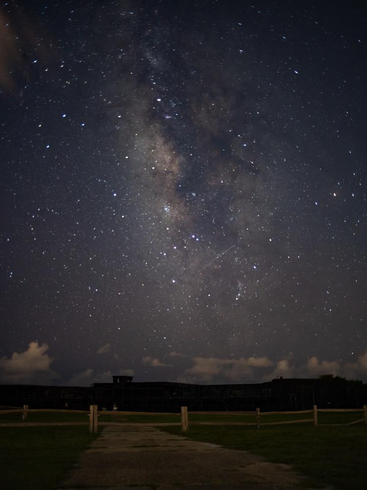 First Milky Way by Renae Schaak