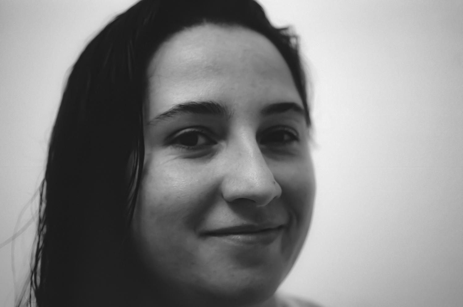 Self Portrait by Renae Schaak