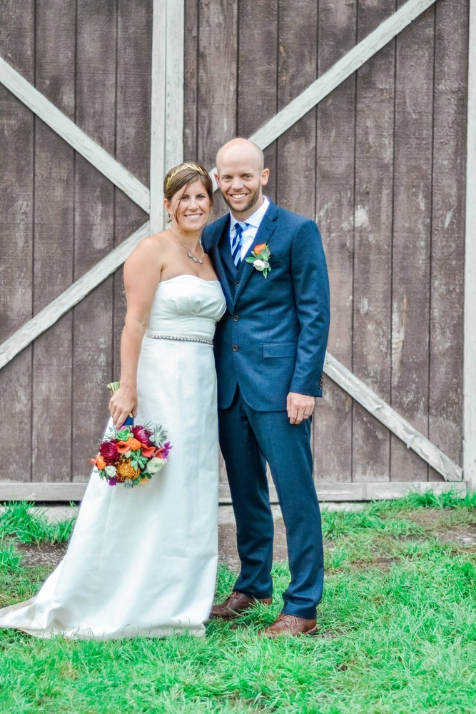My first wedding by Karen Miller